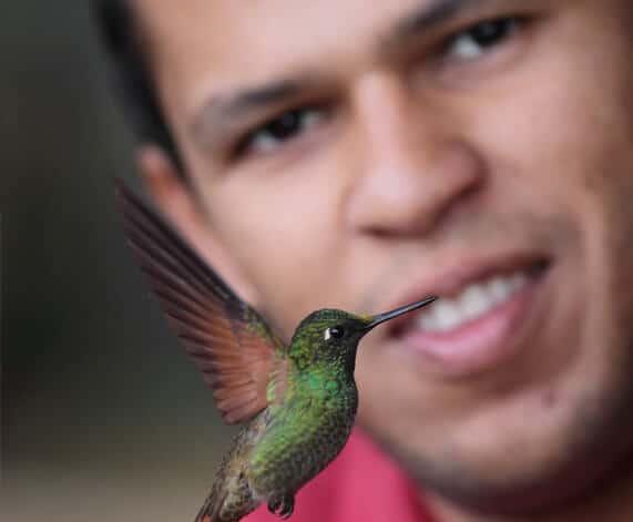 Pantanal guide Fabricio Dorileo, owner of Pantanal Safaris